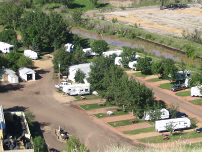 Campgrounds Amp Rv Travel Drumheller
