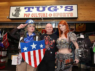 Tugs Pop Culture & Sports