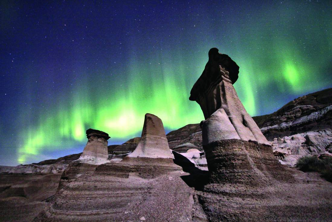 Natural Attractions Travel Drumheller