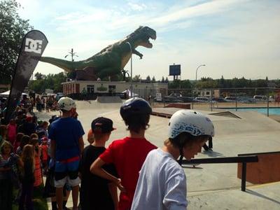 Drumheller Skate Park | Drumheller