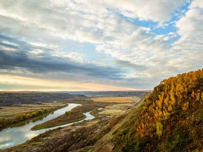 Orkney Viewpoint | Drumheller