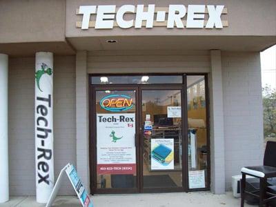 Tech Rex | Drumheller