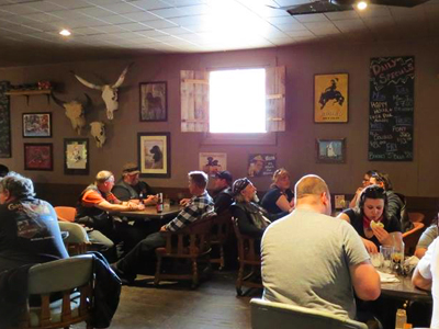 Top Rocker Motorcycle Gear and Pub | Drumheller