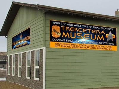 Trekcetera Museum | Drumheller