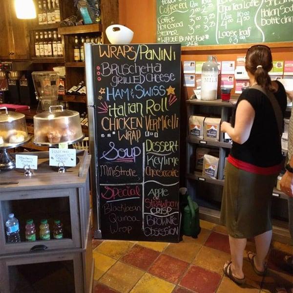 Cafe Ole Drumheller
