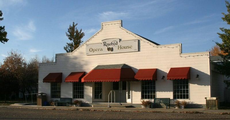 Rosebud Theatre - Opera House