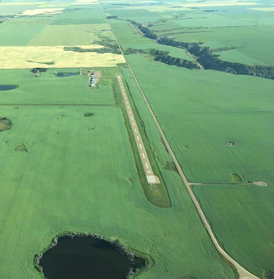 Drumheller Airport
